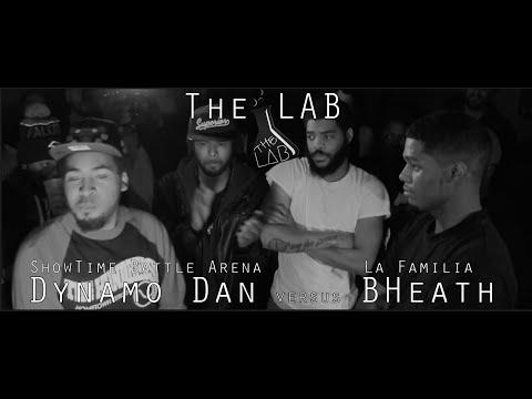 Dynamo Dan versus BHeath- The LAB