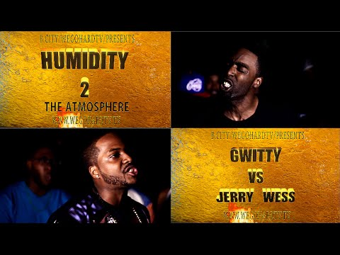 GWITTY VS JERRY WESS / PRESENTED BY WEGOHARDTV