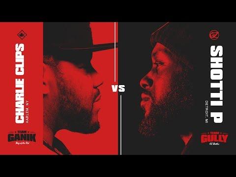 KOTD - Rap Battle - Charlie Clips vs Shotti P | #GvG (MERRY XMAS)
