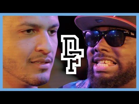 UNO LAVOZ VS O RED   Don't Flop Rap Battle