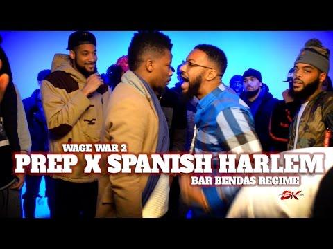 PREP vs SPANISH HARLEM Hosted By Norbes of URLTV.TV