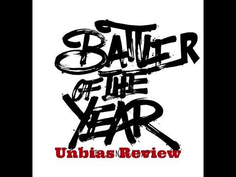 2016 Battler of the year (@UnbiasReview )