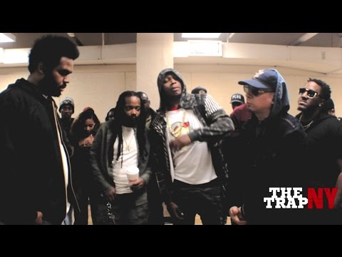 Tay Smutter vs Shyce | The Trap NY vs DMV