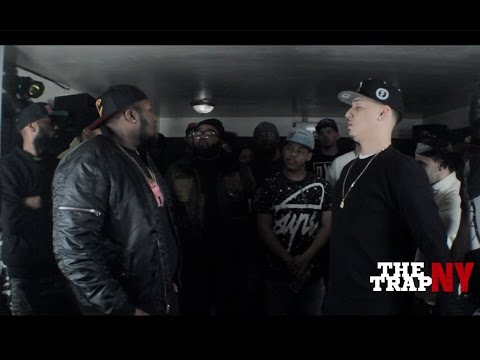 Dre Dennis vs J Murda | The Trap NY