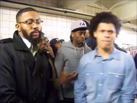 Kutz and Kulture - Recaps TCBL - Subway Series (Ghost vs Spanish Harlem)