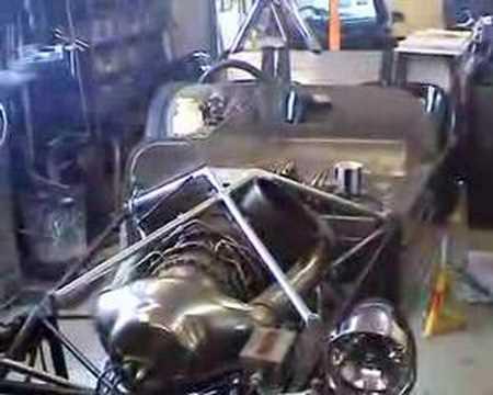 dax rush gas turbine start up