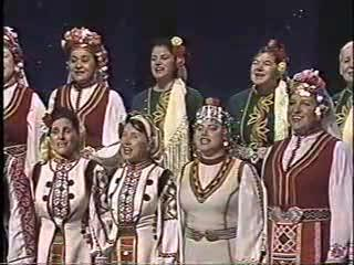 "The Bulgarian Women's Choir sing ""Oh! Susanna."""