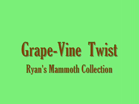 Grape-Vine Twist