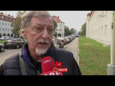 Wien heute: Parkplatzprobleme Allianz-Stadion (16.10.2016)
