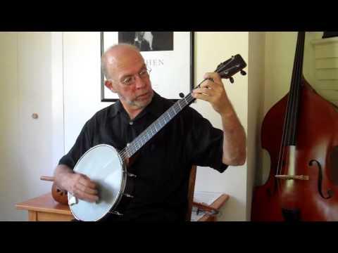 Joe Ayers' Banjo Style.MP4
