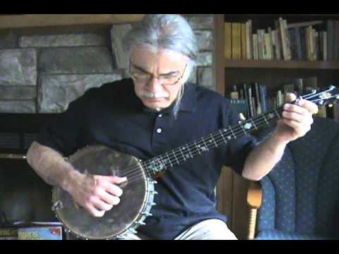 Trio of Fiddle Tunes-Stroke Style on a Fretted Banjo.wmv