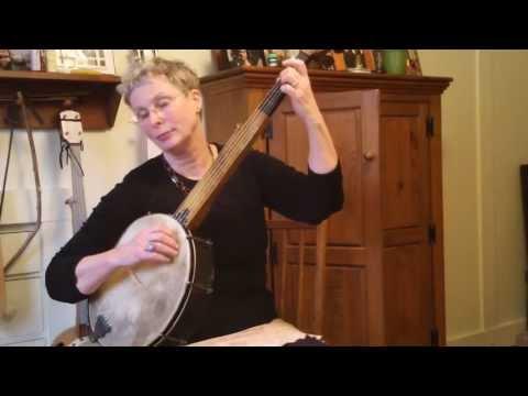 Jim Along Jocie on my new Bell Stichter banjo