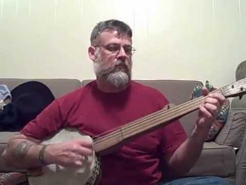 Half Shaved Tack Head  Fretless Banjo