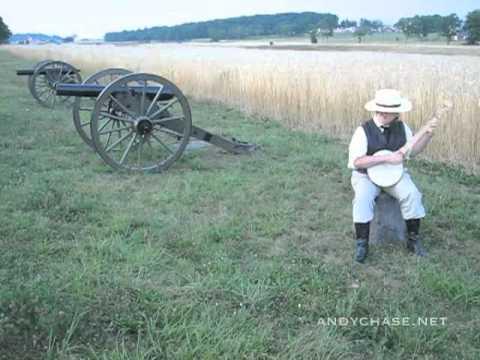 Grapevine Twist at Gettysburg