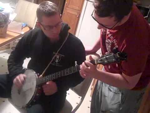 Old Joe Clark clawhammer