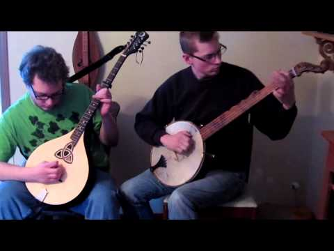 Minstrel Banjo and Irish Bouzouki / Little Beggarman