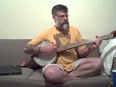 Boston Jig on Tackhead Banjo