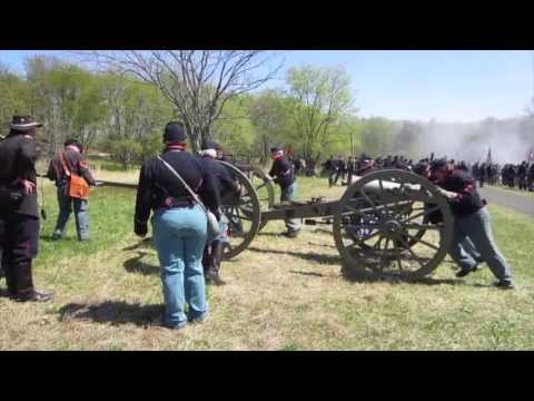 Neshaminy Civil War Re-enactment 2013