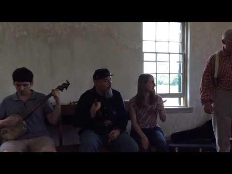 Mary Blane @ Dunker Church 2014