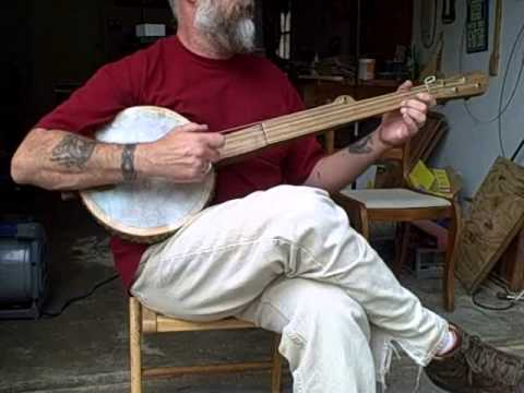 Walk In THe Parlor Tackhead Banjo