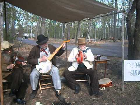 "Camptown Shakers - ""Aunt Phoebe's Sticking Plaster"" Filmed On April 20, 2013"