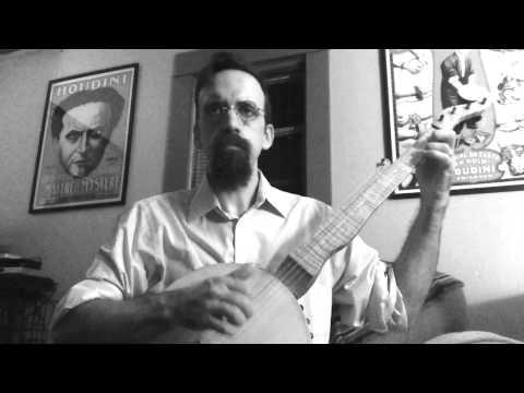 Cotton Pod Walk Around - Stroke Style Banjo