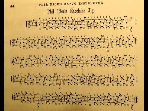 Phil Rice's Excelsior Jig