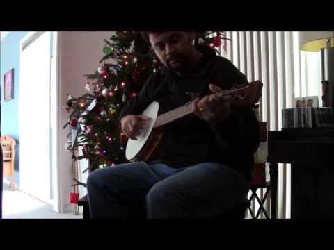 Butler's Jig on a Fretted Ashborn Banjo