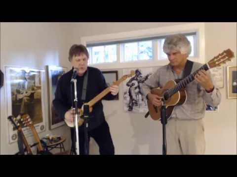 Darling Nelly Gray, live - Berghan & Denhard