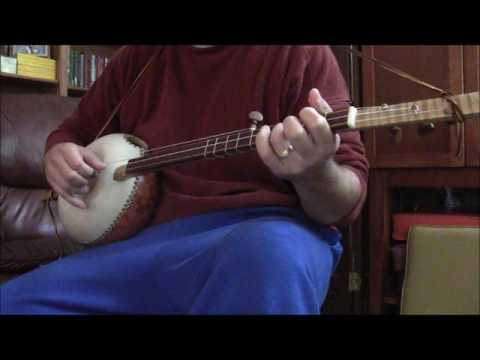 Cotillion II (with tied gut frets)