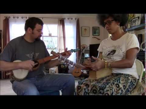 Seprewa & Gourd Banjo Improv  #1