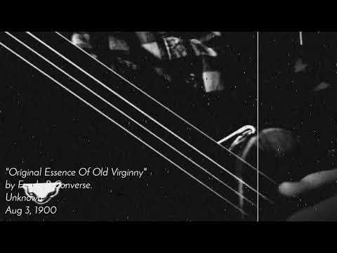 Original Essence Of Old Virginny