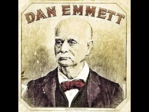 "O ! Lud Gals ...""Dan Emmett""...1843"