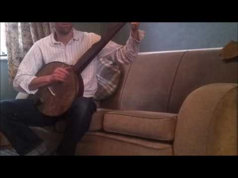 Alabama Joe minstrel banjo