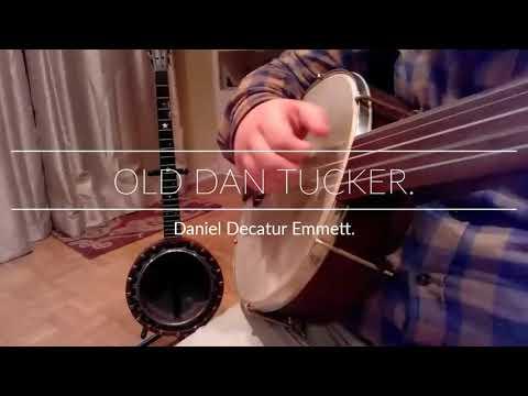 Old Dan Tucker (1840s).