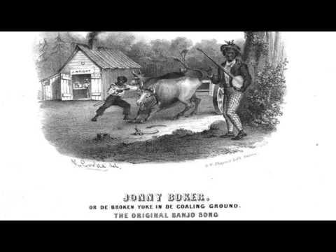 Jonny Boker, or De Broken Yoke In De Coaling Ground