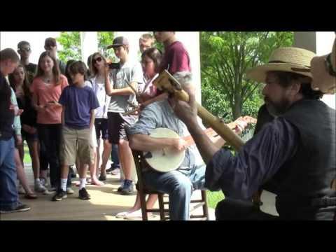 Sweeney Early Banjo Convergence, Kids, 2016