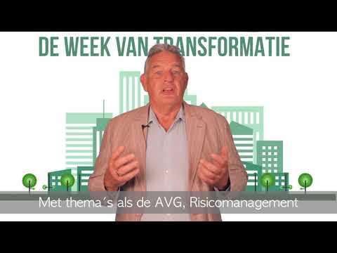 Uitnodiging De Week Van Transformatie