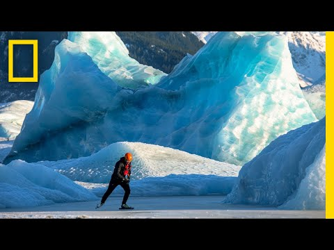 See Why Backcountry Ice Skating Is the Ultimate Winter Adventure   Short Film Showcase