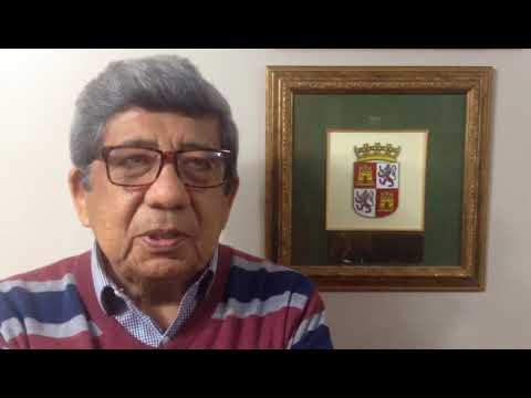 SALUDO DE FIN DE AÑO, DE CARLOS GARRIDO CHALÉN, PRESIDENTE FUNDADOR DE UHE