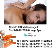 Get Full Body Massage Services In Delhi By Omega Spa