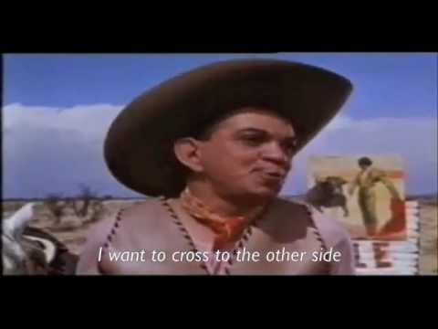 "Cantinflas ""Por mis Pistolas"" [English Subtitles]"