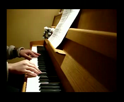 Endless Love - Piano