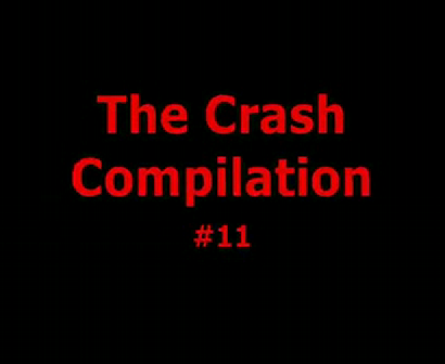 The Crash!