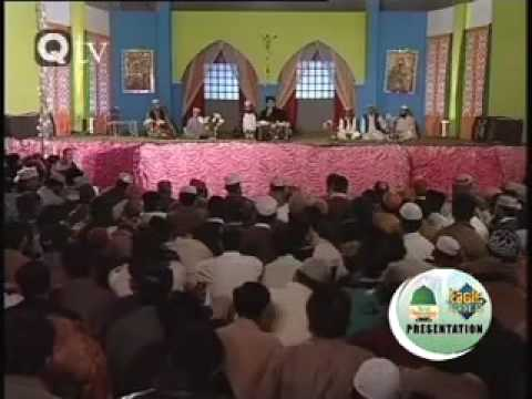 One of the best naat ever recited by Mohammad owais raza qadri