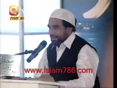 Yusuf Memon with best naat