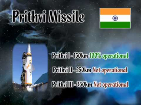 Pakistani Missiles vs Indian Missiles