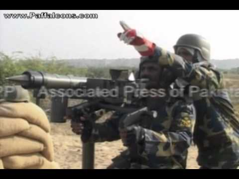 Pakistan Navy successfully fired 'Fire and Forget' Surface-to-Air missiles - December 27, 2010