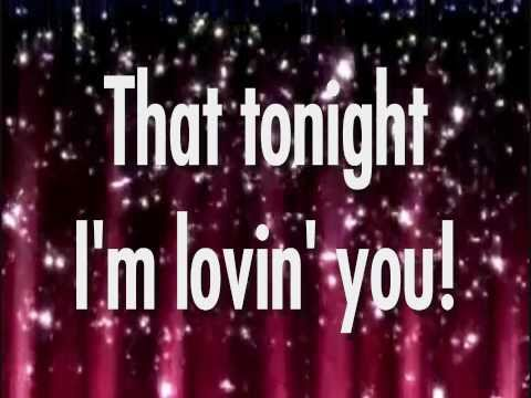 Enrique Iglesias & Ludacris - Tonight (I'm Lovin' You) - Lyrics on Screen [HD]