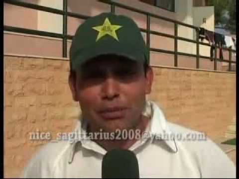 Funny Pakistani Cricketers .. must see